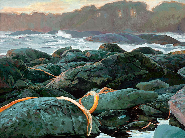 Bull Kelp Big Beach Wild Pacific Trail