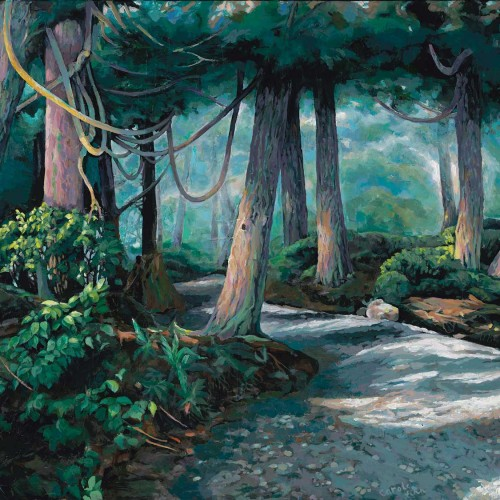 The Nature Trust of British Columbia Artist of the Year