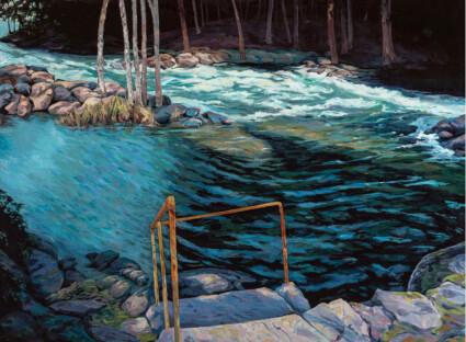 The Eddy Gauge: Minden White Water Ontario