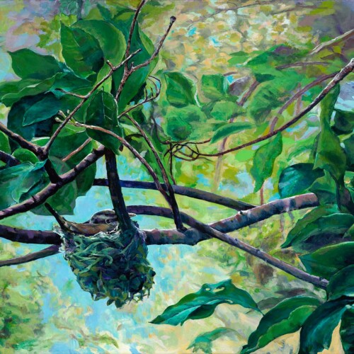 2021 OSA Members' Exhibition of Selected Works – Neilson Park Creative centre